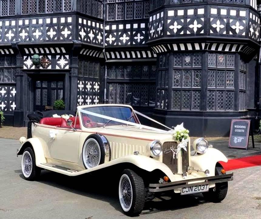 Beauford Wedding Car Hire In Barnsley